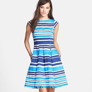KATE SPADE NEW YORK fit& flare dress, size 0